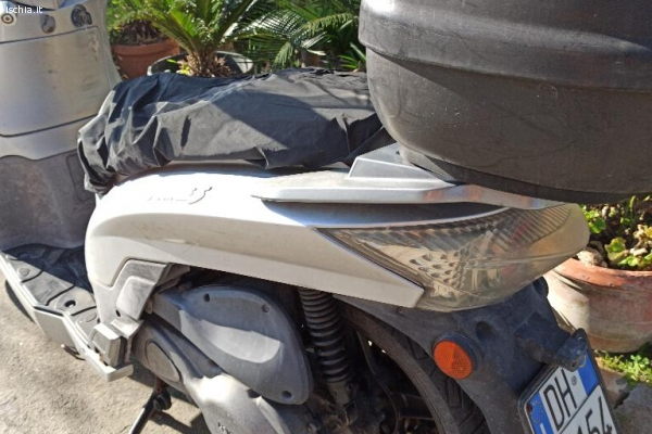 Vendo scooter people s 200
